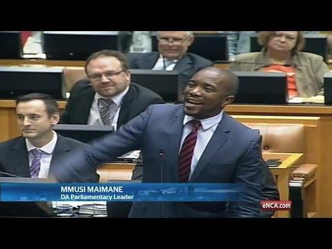 Parliament debate throws out Nkandla report