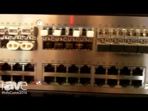 InfoComm 2016: IHSE USA Features Its K480 80: 80 Port KVM Matrix Switch