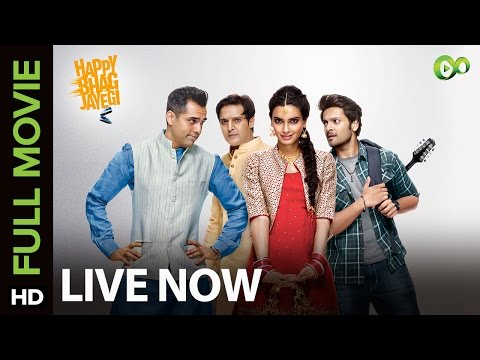 Happy Bhag Jayegi | Full Movie LIVE On Eros Now | Diana Penty, Abhay Deol, Jimmy Shergill, Ali Fazal