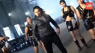 Priyamani Dance Practicing Video | Sirivennela Movie Making | Dhee 10 Priya Mani Item Song