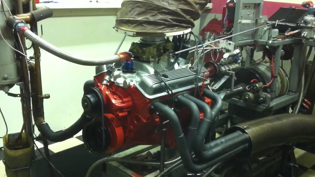 1970 Z28 LT1 motor on dyno - YouTube