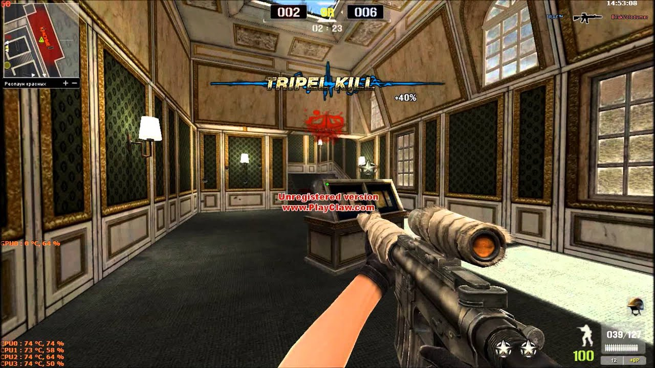 M4a1 special в point blank star series