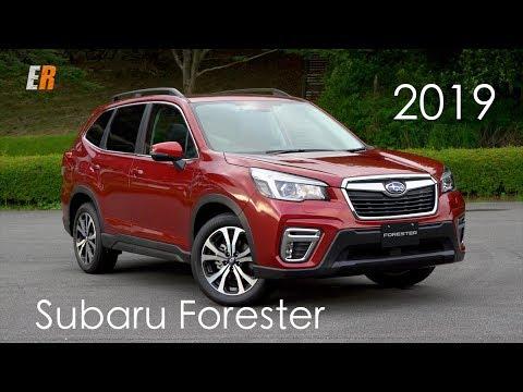NEW - 2019 Subaru Forester - Bigger, More Refined, No Turbo?
