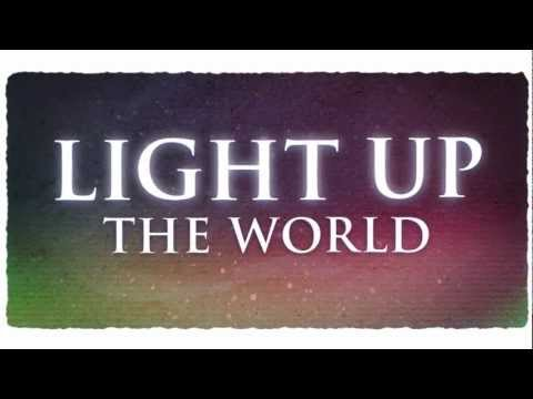 Steps - Light Up The World (Official Lyric Video)