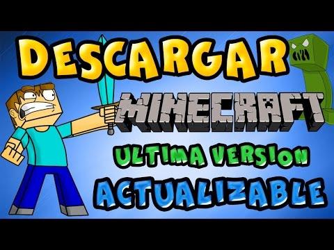 Tutorial: Descargar e Instalar Minecraft Español (Ultima versión - Actualizable) Fácil!.
