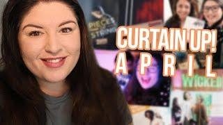 Curtain Up ???? April (2018) Rukaya Cesar