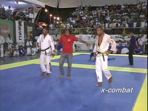 Ronaldo Jacaré x Bruno Bastos by X-COMBAT