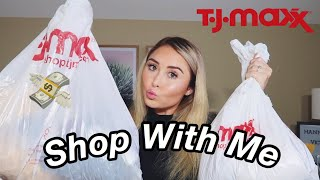 COME SHOPPING WITH ME AT TJMaxx + Haul!