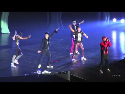Big Bang - Monster [alive Tour 2012 Singapore Indoor Stadium] video