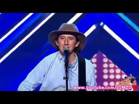 Tim Rossington - The X Factor Australia 2014 - Audition [full] video