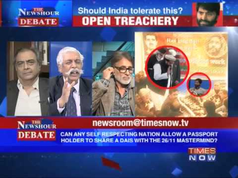 The Newshour Debate: Is it Open Treachery by Yasin Malik? (Part 2 of 4)