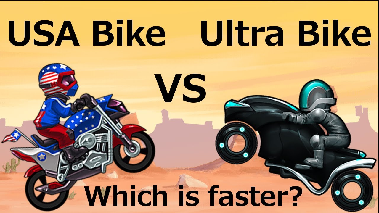 Bike Games To Play Now Clean A Bike Bike Race USA BIKE vs ULTRA