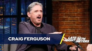 Craig Ferguson Has a 15-Second, Naked Commute to Work
