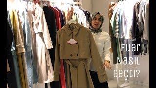 Vlog #10 Fuar Nasıl Geçti? Şüşütown SS'18 Hücre Koleksiyonu Lifestyle Turkey Fuarında!