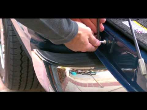 How To: Install A DeeZee Tailgate Assist on your truck.