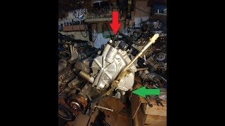 Infiniti V8 Camshaft & Crankshaft sensors Pt. 2. M45, Q45, FX45
