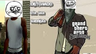 GTA San Andreas:Big gordo Smoke