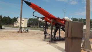 BQM-167 Target Drone Launch at Tyndall AFB