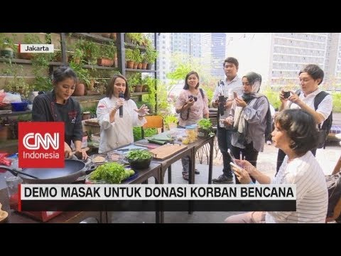 download lagu Demo Masak Untuk Donasi Korban Bencana gratis