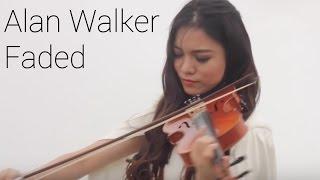Download Lagu Alan Walker  - FADED ( Violin Cover by Yustin Arlette) Gratis STAFABAND