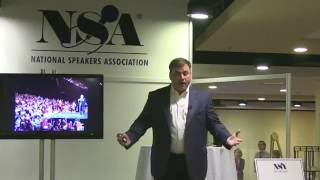 Never Look for a Speaking Engagement Again! Make them look for you!