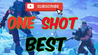 ONE SHOT IS BEST GAME MODE