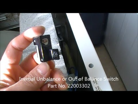 Maytag Neptune Washer Troubleshooting