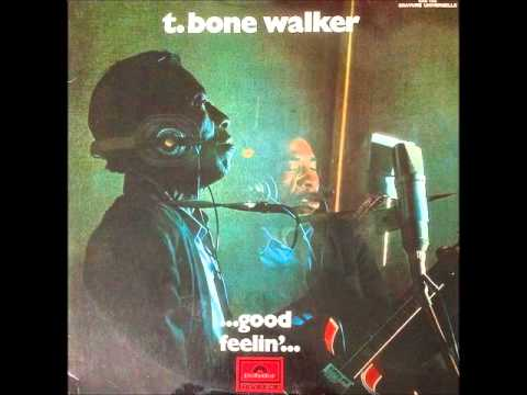T-BONE WALKER (Linden , Texas , U.S.A) -...