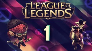 League of Legends 1 con krisfor/Mira Mamá Sin Manos