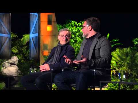 Jurassic World - Spielberg Passes The Torch To Trevorrow (Universal Pictures)