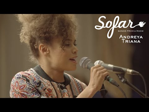 Andreya Triana - Thats Alright With Me  Sofar London