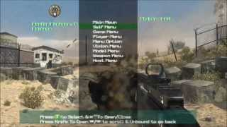 MW3 Mod Menu On XBLSE With A Donater +Download