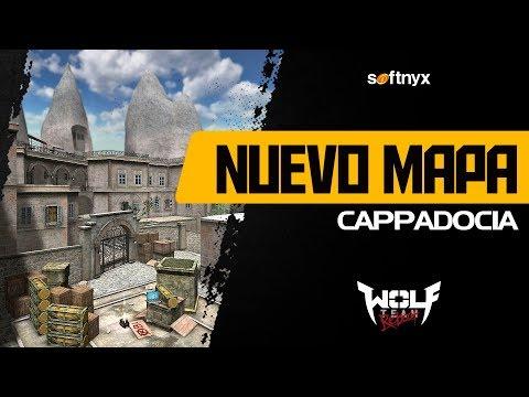 WT- Probando Nuevo Mapa / TopWolfKings(Nuevo bloque) thumbnail
