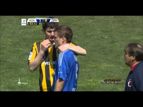 Алания Владикавказ - Динамо Москва 1-0