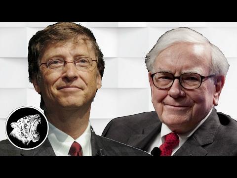 Bill Gates & Warren Buffett - Motivation: Passion
