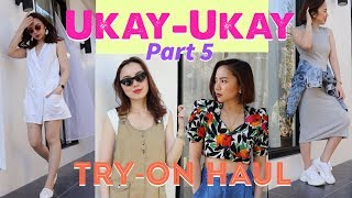 UKAY-UKAY (Part 5): 8 Outfits Nothing Over 100 Pesos