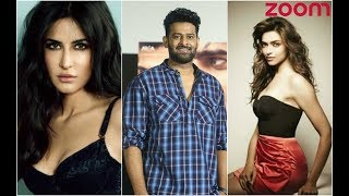 Katrina Replaces Deepika For An Upcoming Movie Opposite Prabhas? | Bollywood News