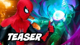 Spider-Man Far From Home Teaser and Avengers 4 Timeline Explained