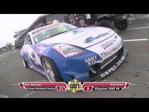 The Cody's D1NZ National Drifting Championship Round 1 - Manfeild Raceway