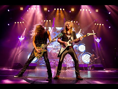Judas Priest - Hot Rockin Live