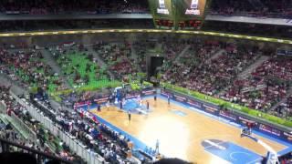 video Ucrania - Croacia (eurobasket Eslovenia 2013)