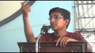 Religion And Environmental Crisis (Malayalam) Adv. Harish Vasudevan Sreedevi