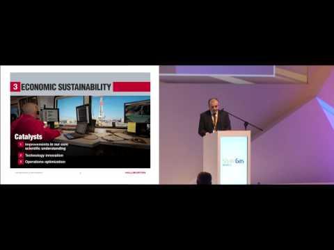 Making unconventional resources conventional - Halliburton - Shale Gas World Europe 2013