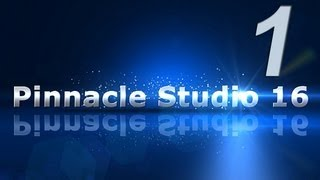 1_Видеомонтаж в Pinnacle Studio 16_Слайд шоу