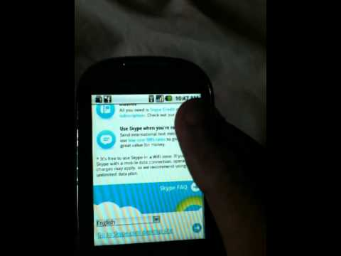 How to download Skype in Android
