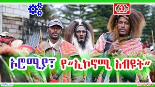 "Ethiopia: ኦሮሚያ፣ የ""ኢኮኖሚ አብዩት"" Oromia ""Economic Revolution"" - DW"