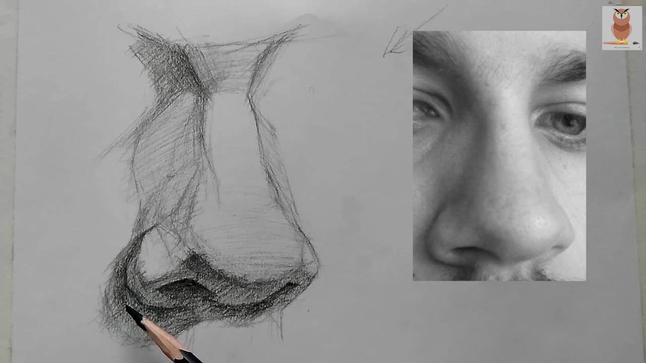 Как сделать растушевку на портрете 984
