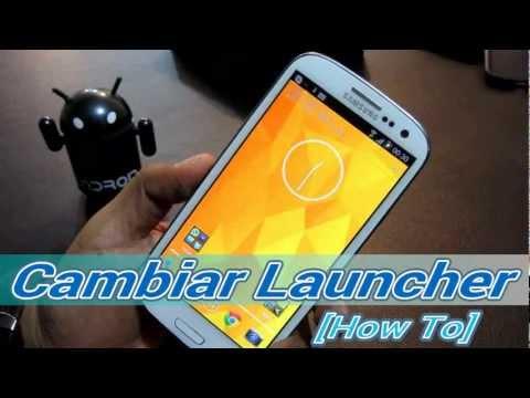 [Android Básico] Como cambiar el Launcher por defecto en tu equipo Android (Español Mx)