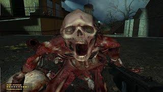 Half-Life 2 HD Modo DIFICIL: Terror en Ravenholm, Los Zombies y El Cura Loco (5/14)