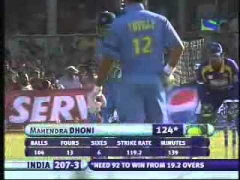 Dhoni 183 Full Video By Krishna video